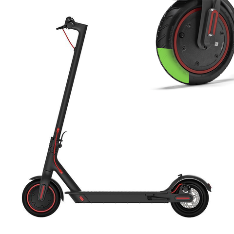 Xiaomi M365 Pro Electric Scooter with Pre-inserted Puncture Prevention Fluid