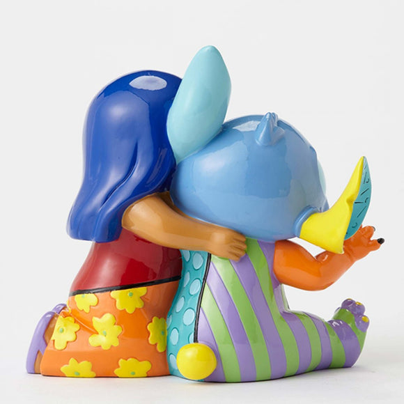 DISNEY BRITTO LILO AND STITCH MEDIUM FIGURINE