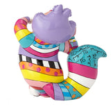 DISNEY BRITTO CHESHIRE CAT MINI FIGURINE (STANDING)