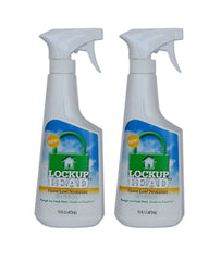 2-pack 16oz. LockUpLead Spray Bottles