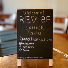 Revibe Launch Party