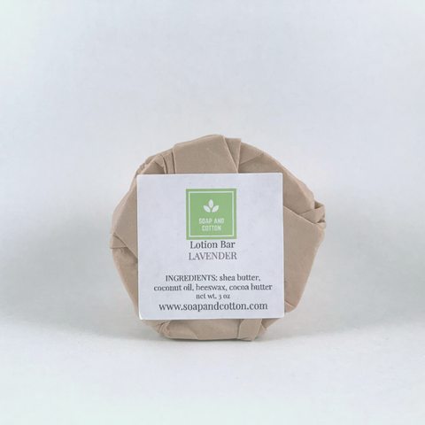 All-Natural Beeswax Lotion Bar - Revibe Store