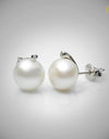 FRESHWATER PEARL EARRINGS FIN E0155