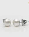 FRESHWATER PEARL EARRINGS FIN E1001