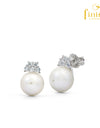 FRESHWATER PEARL EARRINGS FIN E5267