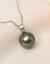 Dangle Freshwater Pearl Pendant - FIN P2742