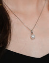 FRESHWATER PEARL CLASSIC PENDANT FIN P5504