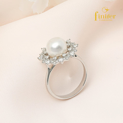 Sunny Freshwater Pearl  - FIN-R5448