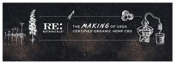 Infographic: The making of USDA Certified Organic Hemp CBD