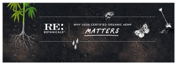 Infographic: How USDA Certified Organic Hemp Helps Soil Health