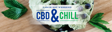 How to: CBD & Chill, PLUS CBD Infused Mint Chocolate Chip N'ice Cream Recipe