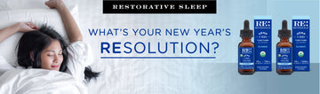 Restorative Sleep: Set the Stage for Deep, Nourishing Rest This Year