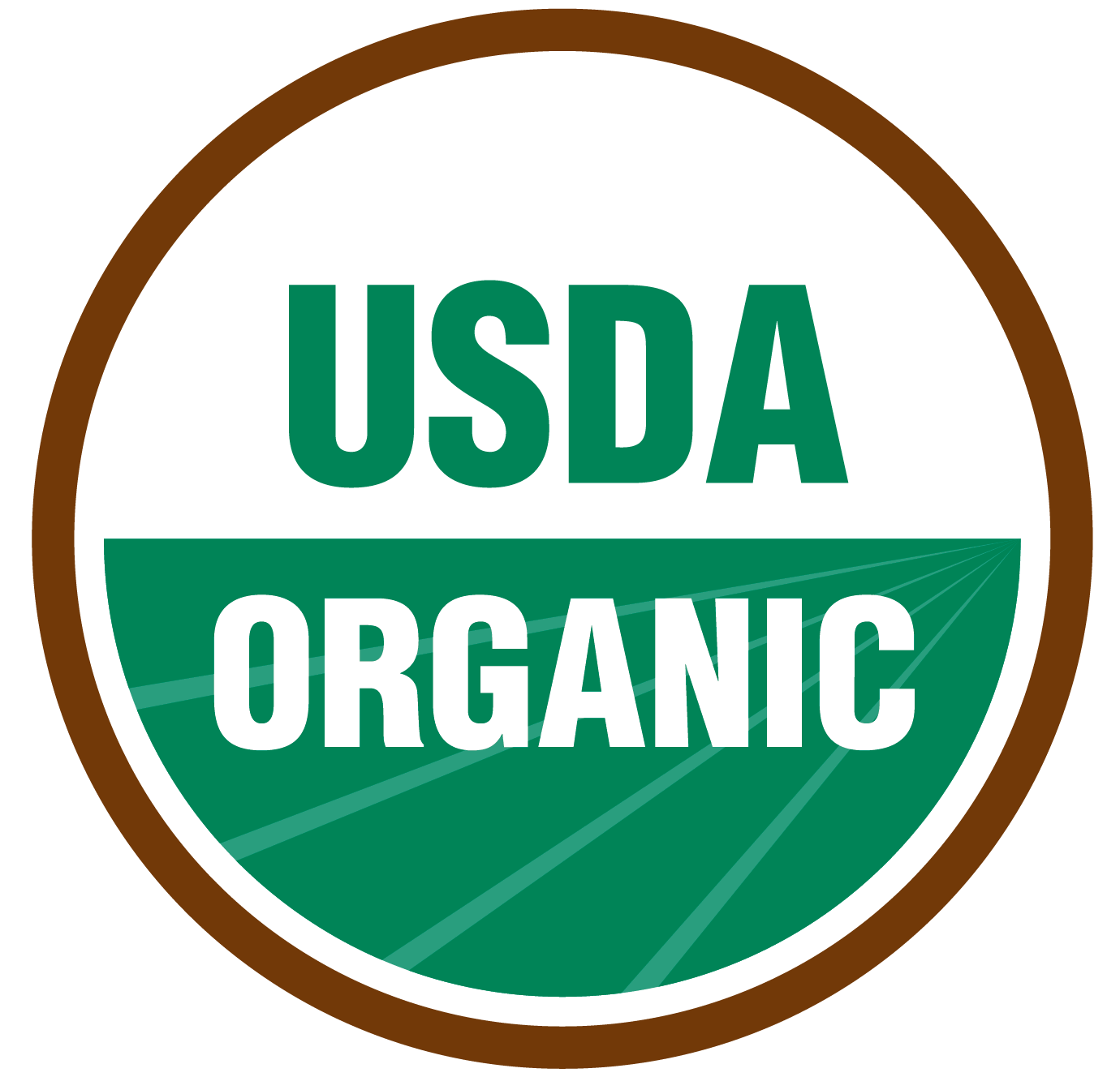 USDA Organic Badge - RE Botanicals