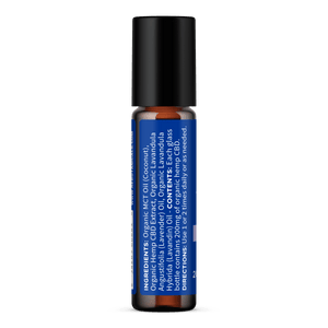 Relief Body Oil - Lavender