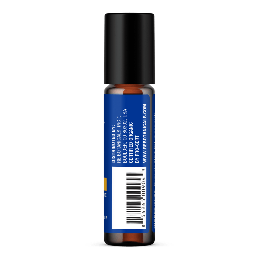 Extra Strength Relief Body Oil - Mandarin Turmeric