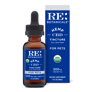 Hemp Tincture for Pets - 30mL