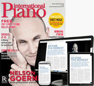 International Piano Bundle