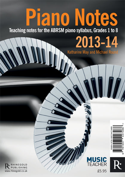 ABRSM Piano Notes 2013-14
