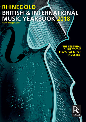 Rhinegold British & International Music Yearbook 2018