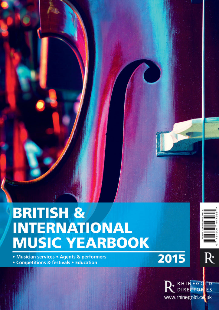 British & International Music Yearbook 2015