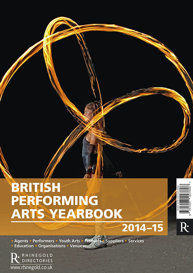 British Performing Arts Yearbook 2014-15