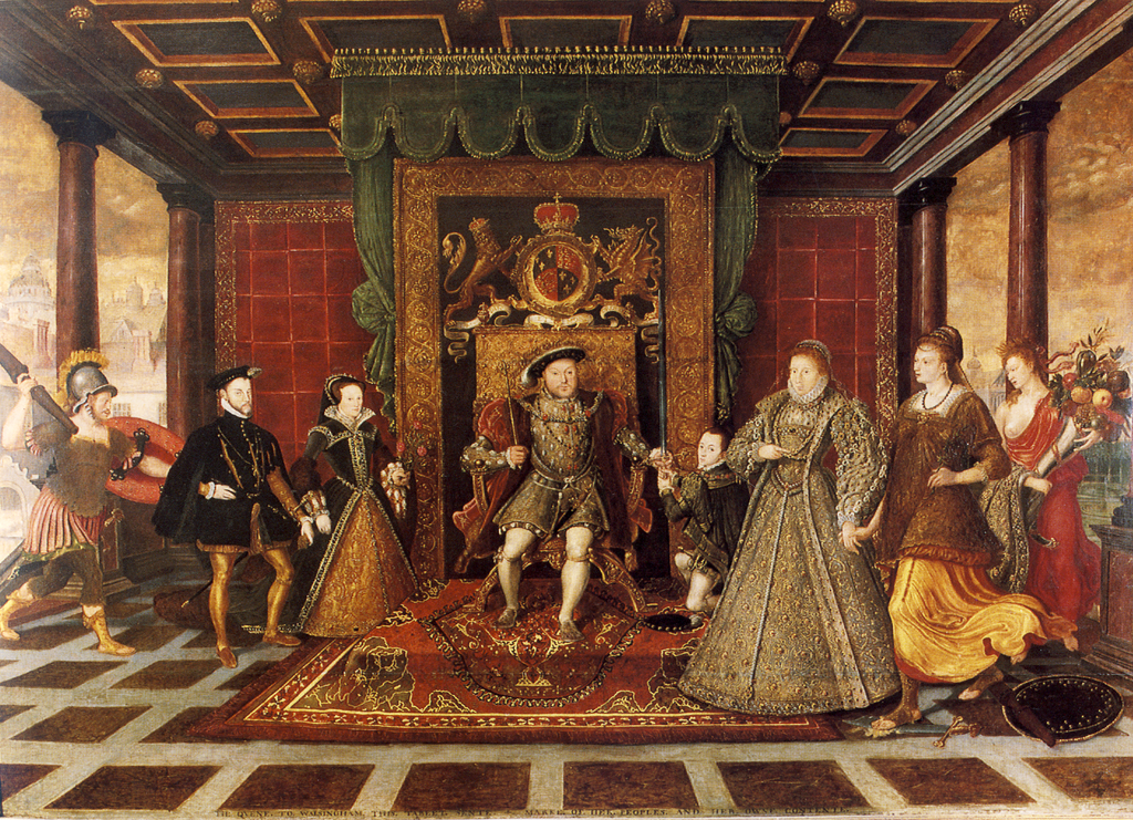 Theatre fit for a king: enhancing a study of the Tudors through drama