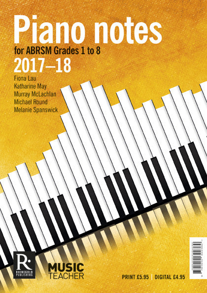 ABRSM Piano Notes 2017-18