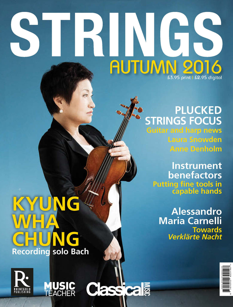 Strings Autumn 2016