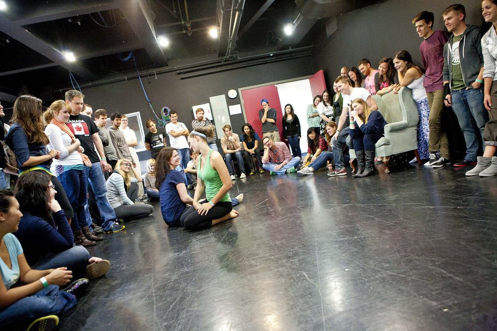 Performance studies drama workshops
