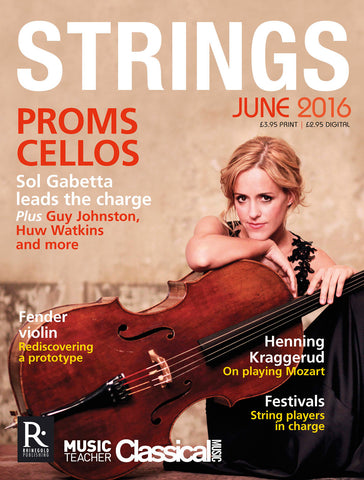 Strings June 2016