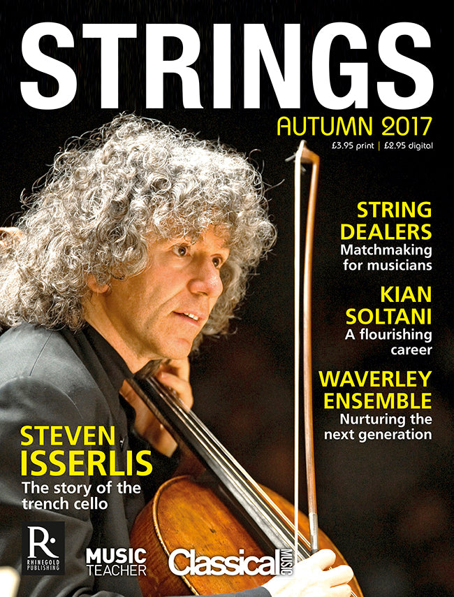 Strings Autumn 2017