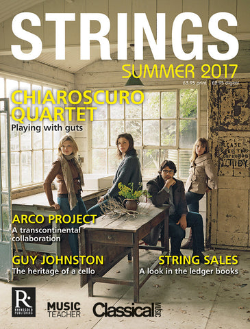 Strings Summer 2017