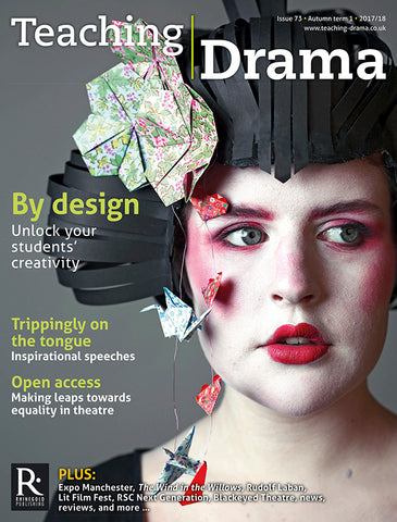 Teaching Drama: 6-month digital subscription