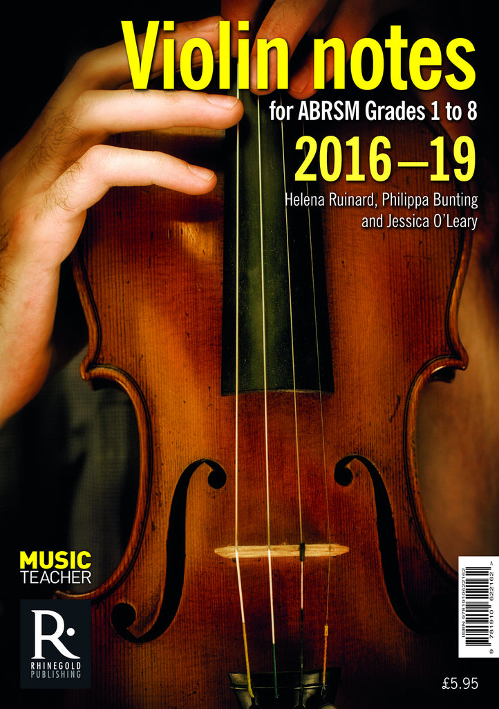 ABRSM Violin Notes 2016-19