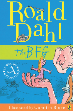Roald Dahl's The BFG: A look at the book through drama
