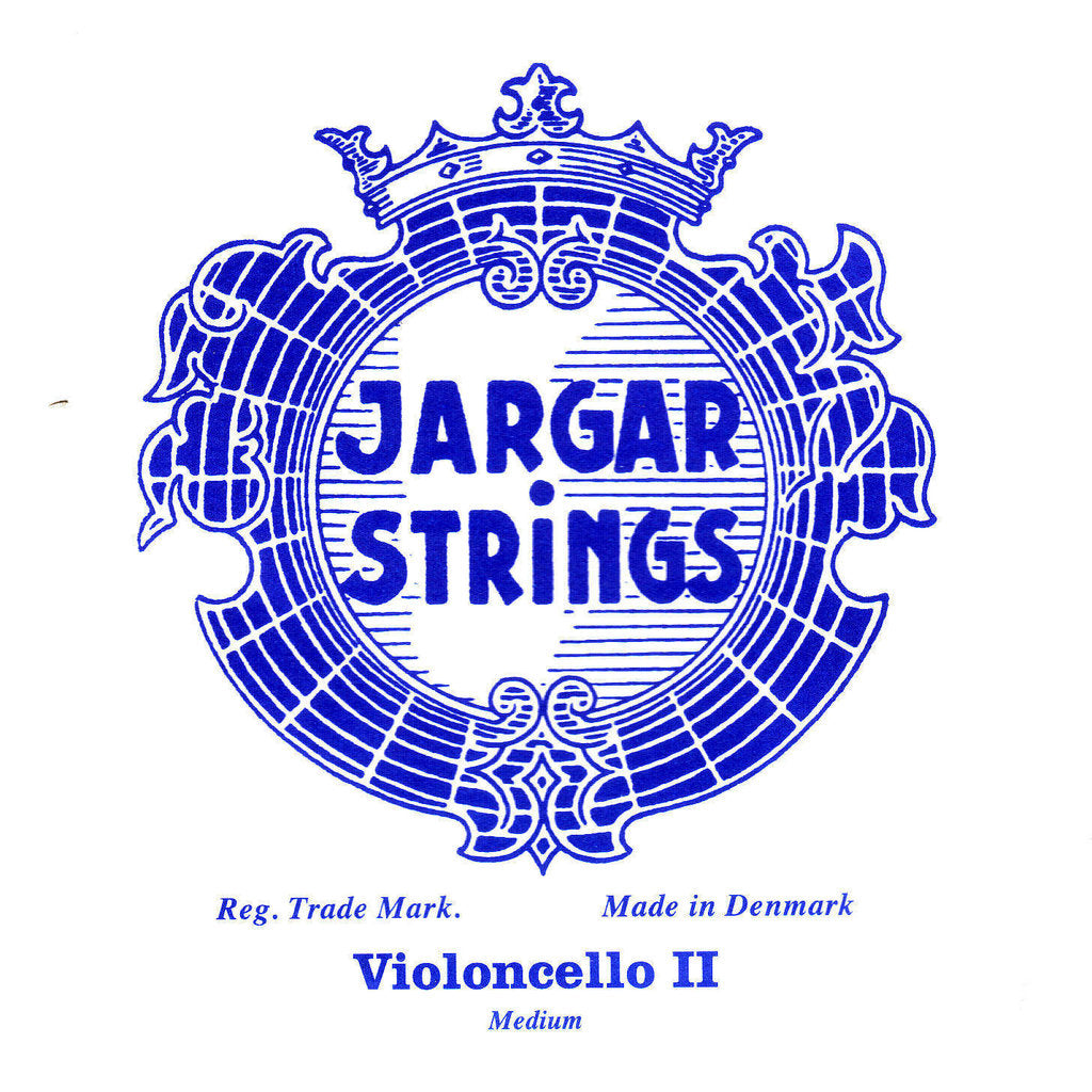 Jargar cellostrenge, medium