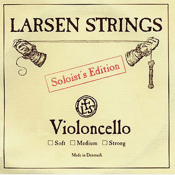 Larsen Soloist cellostrenge
