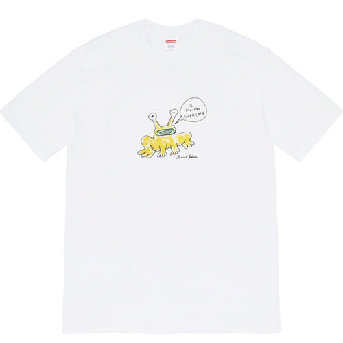 Supreme Daniel Johnston Frog Tee
