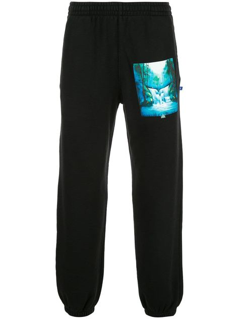 Off-White Waterfall Sweatpants