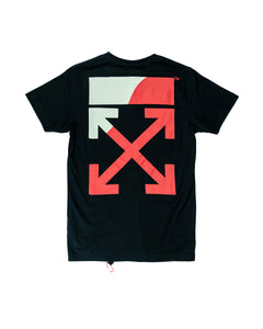 Off-White Split Logo Print Tee