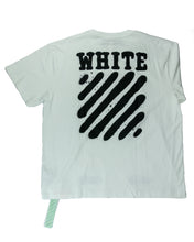 Load image into Gallery viewer, Off-White Incomplete Spay Paint Tee