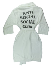 Load image into Gallery viewer, Anti Social Social Club Bath Robe