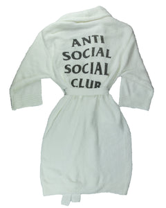 Anti Social Social Club Bath Robe
