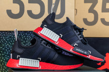 Load image into Gallery viewer, Adidas NMD R1 - Black Grey Scarlet