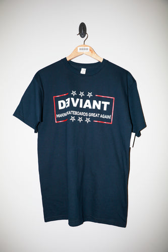 Deviant Campaign Tee