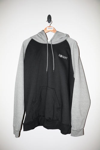 Deviant Embroidered Logo Pullover Hoodie
