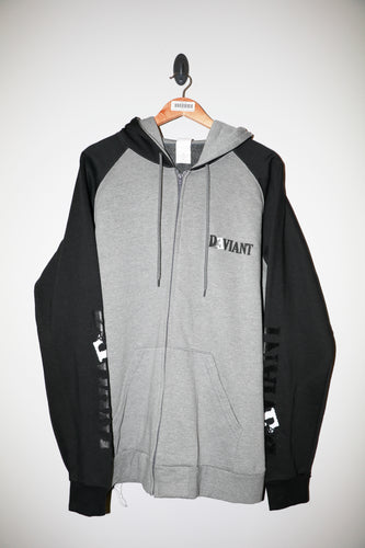 Deviant Logo Zip Up