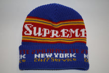Load image into Gallery viewer, Supreme Service Beanie