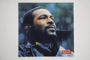 Supreme Marvin Gaye Sticker