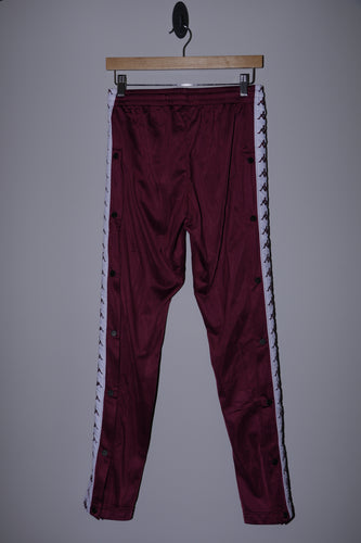 Kappa Snap Button Track Pants